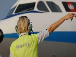 Havaş, KLM uçuşlarına hizmete başladı