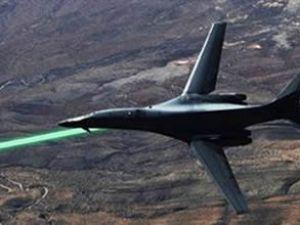 Savaş jetlerine lazer sistemleri yerleşecek