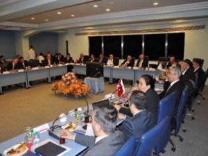 UDHB, 1. Koordinasyon toplantısı yapıldı