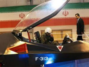 İran, yeni bir savaş uçağı üretti