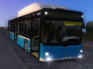 Otobüslerde ücretsiz internet kullanılacak