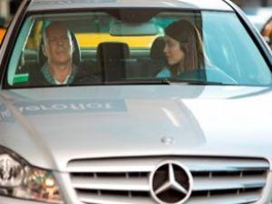 Mercedes Zor Ölüm 5 filmine çıkarma yaptı