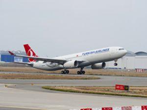 Türk Hava Yolları uçağı arıza yaptı