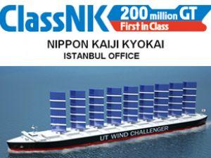 ClassNK, 25 milyon grostonluk kayıt yaptı