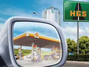 HGS, 7 gün 24 saat Shell istasyonlarında