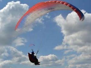 Trabzon'da yamaç paraşütüne ilgi artıyor