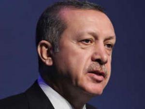 Erdoğan istifa haberlerine tepki gösterdi