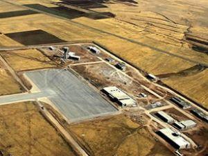 Şırnak Havaalanı'nda sona gelindi