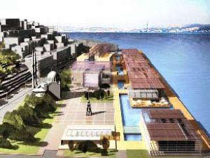Galataport'ta Ofer ve Global Yatırım ayrıldı