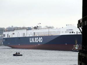 'UN İstanbul' Ro-Ro filosuna katıldı