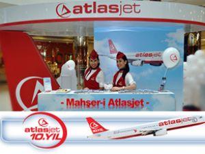 Atlasjet, Jet Kumpanya ile coşturuyor
