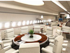 Erdoğan'ın 120 milyon $'lık yeni uçağı