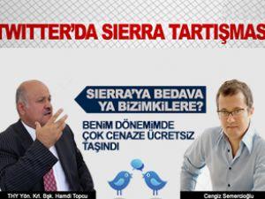 Başkan Hamdi Topçu'dan Sierra cevabı