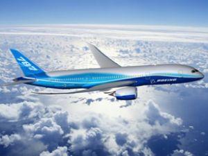 Boeing 787'ler hakkında müşteriyi uyardı
