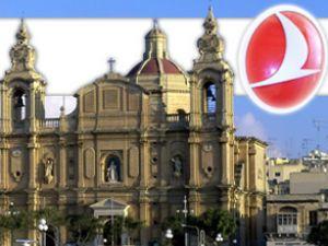 Türk Hava Yolları, Malta'ya kanat çırpacak