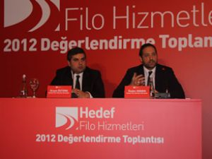 Hedef Filo 350 milyon TL yatırım yapacak