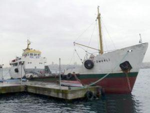 TDİ M/T Ömerli su tankerini satışa çıkardı