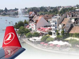 THY Friedrichshafen'e 4 Mayıs'da uçacak