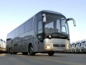 Fortuna otobüsü 2 milyon km yol yaptı