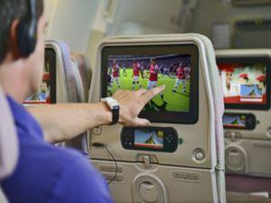 Emirates uçuşlarında canlı yayın maç keyfi