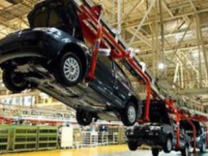 Otomotiv üretiminde yüzde 2,2′lik düşüş