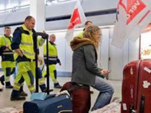 Lufthansa çalışanları yine greve gidiyor