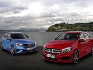 A-Serisi'ne yılın favori otomobil ödülü verildi