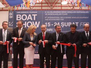 CNR Avrasya Boat Show start aldı