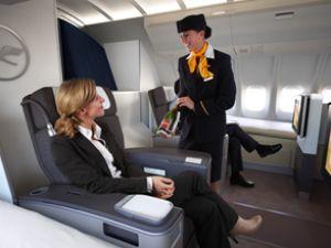 Lufthansa First Class'ta yüksek not aldı