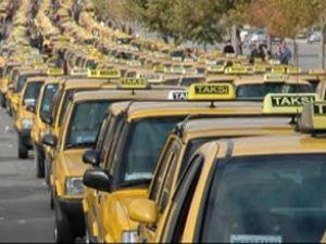 Havalimanı taksicileri eylem yapacaklar