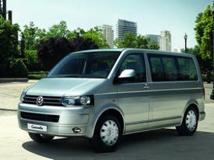 Caravelle BlueMotion çevreci ve tasarruflu