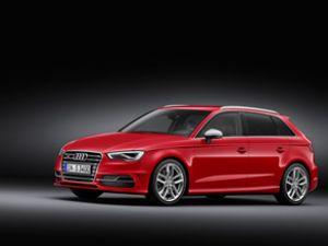 Güçlü ve daha verimli: Audi S3 Sportback