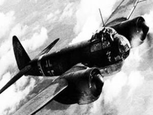 2. Dünya Savaşı'ndan kalma uçak bulundu