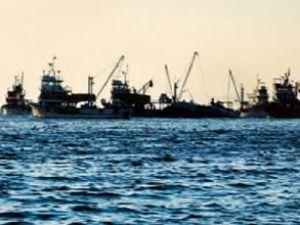Kaçak avlanan 105 tekneye el konuldu