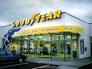 Goodyear'ın güçlü lastiği görücüye çıkıyor