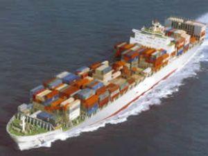 Denizyolu ihracatında konteyner arttı