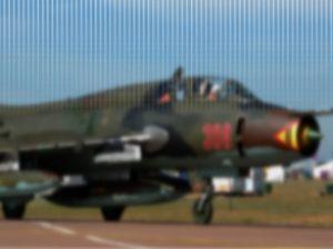 Yemen'de askeri uçak düştü: 7 ölü