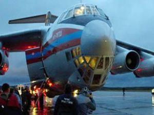 Rus uçakları Suriye'ye yardım götürecek