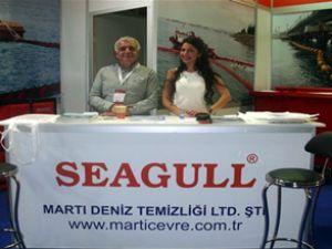 SEAGULL'de CNR Avraysa Boat Show'da