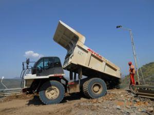 Astra RD40 model kamyon güvenlik sağlıyor