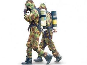 TSK'ya nükleer koruyucu kıyafetler geliyor