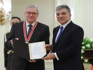 Türk dostluğu 'Cumhuriyet Nişanı' getirdi