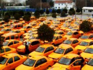 Taksilere yapılan zam yetersiz bulundu