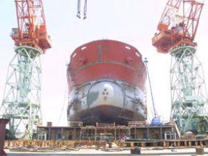 Japonya'da gemi siparişlerinde düşüş