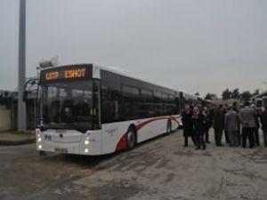 Avenue otobüsü yeni ürünü MD9 LE'yi tanıttı