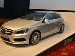 Mercedes-Benz alldesign 2013'te
