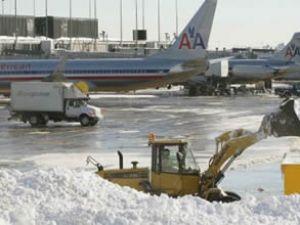 Chicago kentinde seferler iptal edildi