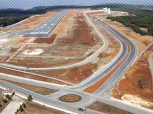 Kastamonu Havalimanı'nın sonuna gelindi