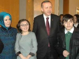 Erdoğan'a havaalanında büyük sürpriz