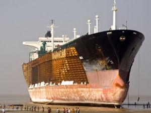 Aliağa'da 281 geminin sökümü yapıldı